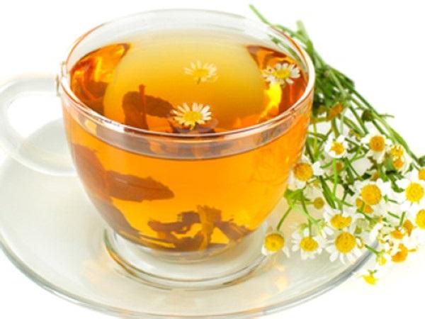 Hình trà bông cúc