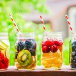 Soda trái cây tươi