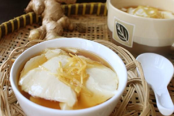 Món đậu hủ nước đường