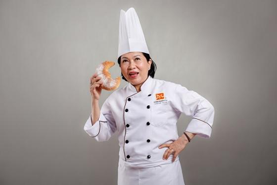Cô Hồ Thị Việt Mỹ Hnaau