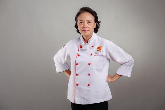 Cô Trần Thị Minh TâmHNAAu