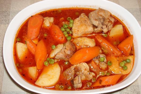 Gà nấu pate: món ngon mà dễ làm