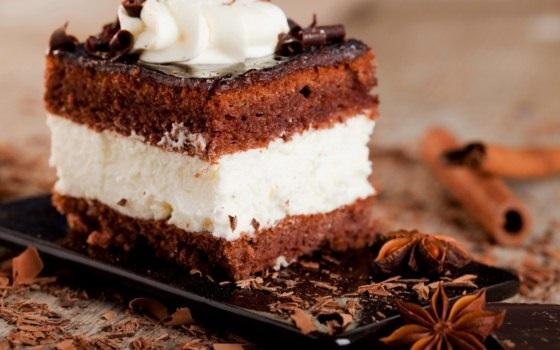 làm bánh kem chocolate