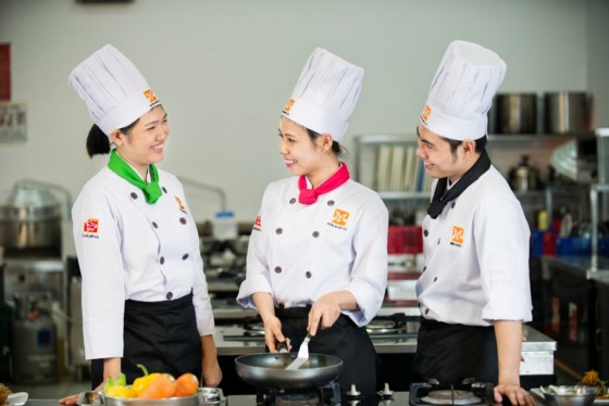 trải nghiệm các lớp học nấu ăn