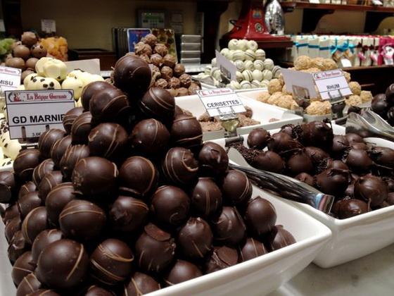 chocolate tuyệt hảo