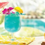 cocktail blue hawaiian