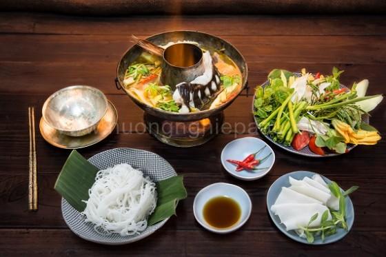 Cách nấu lẩu cá lăng măng chua hấp dẫn cho cả nhà
