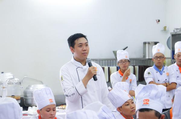 câu hỏi nghề bếp
