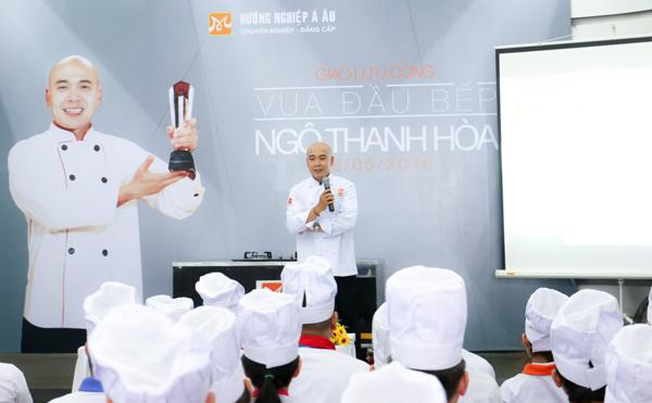 Điểm lại những ấn tượng của buổi Giao Lưu Cùng Vua Bếp Ngô Thanh Hòa