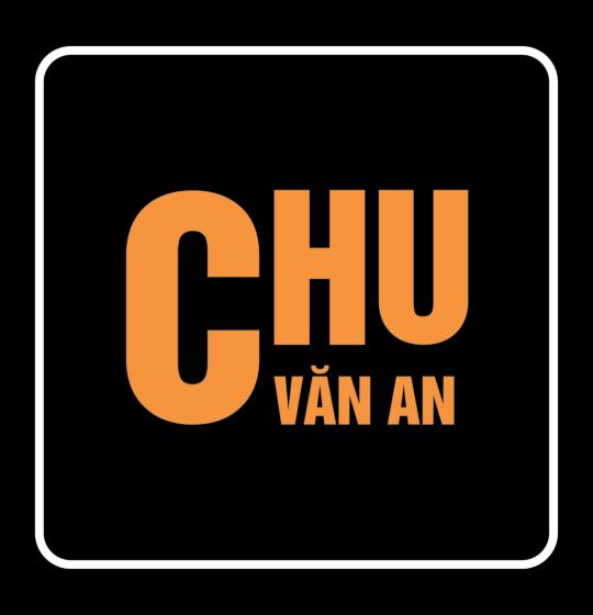 Lịch học nấu ăn tại Chu Văn an