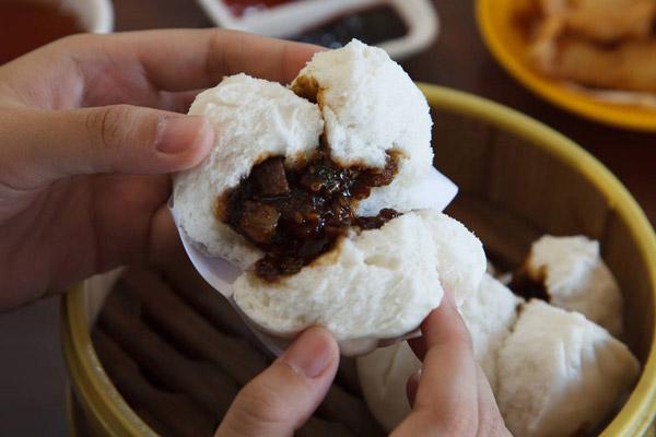 Bánh Bao Xá Xíu