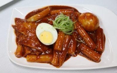 Bánh gạo cay tokkokki