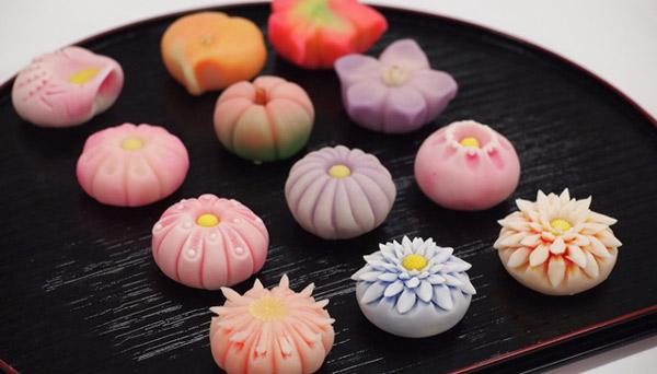 Khám phá ẩm thực nhật bản qua chương trình Giao Lưu Bánh Nhật Wagashi