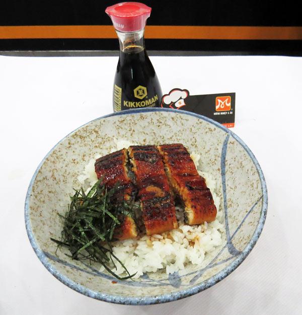 món cơm lươn