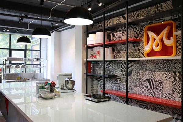 phòng bếp bánh chi nhánh quận 3 hnaau