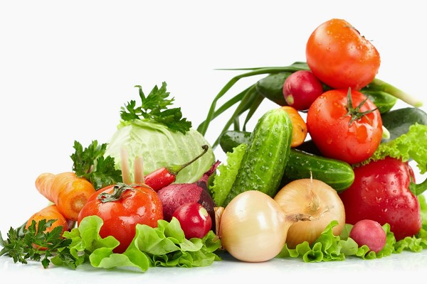 Ăn nhiêu rau củ quả