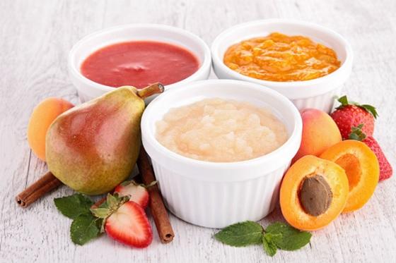 sauce trái cây