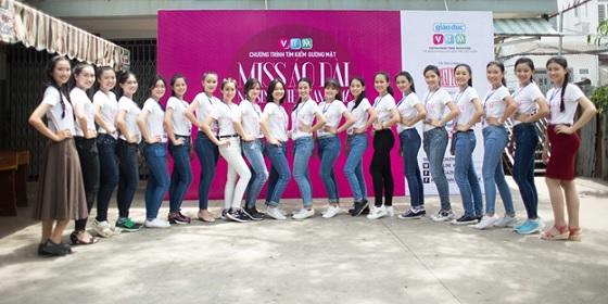 Top 20 Miss Áo Dài Việt Nam 2016