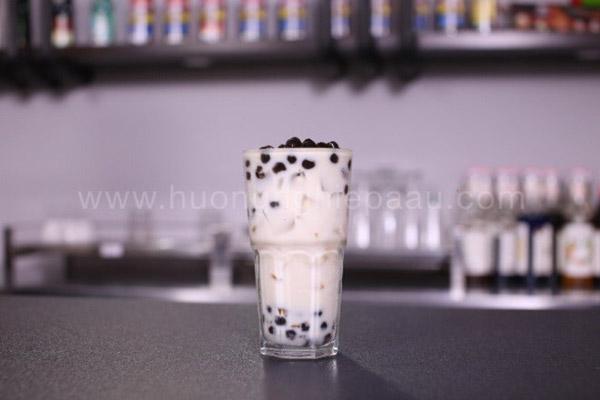 Trà sữa tươi trân châu đen