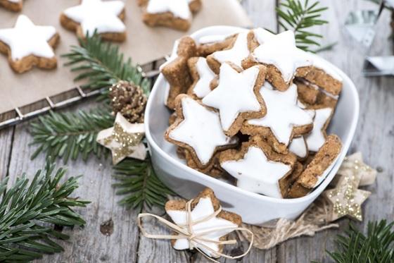 Những mẫu bánh christmas cookies cực hấp dẫn