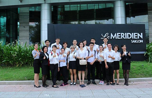 Khám Phá Không Gian 5 Sao Tại Khách Sạn Le Meridien Sài Gòn
