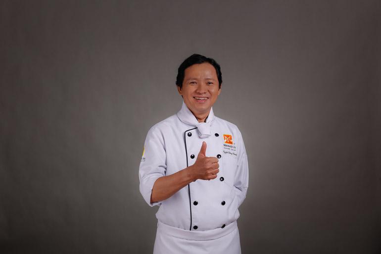 thầy Nguyễn Đăng Khanh