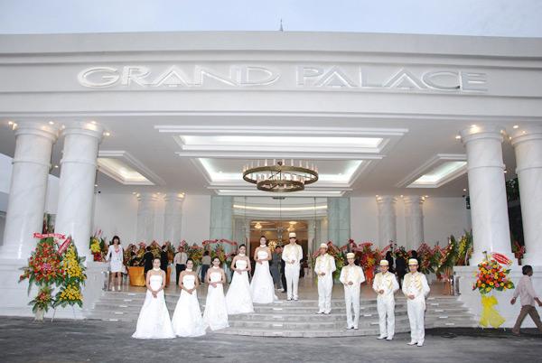 trung tâm hội nghị tiệc cưới grand palace