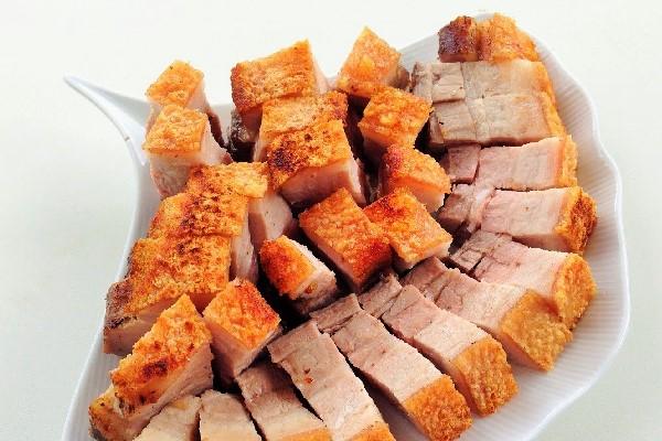 Thịt heo quay