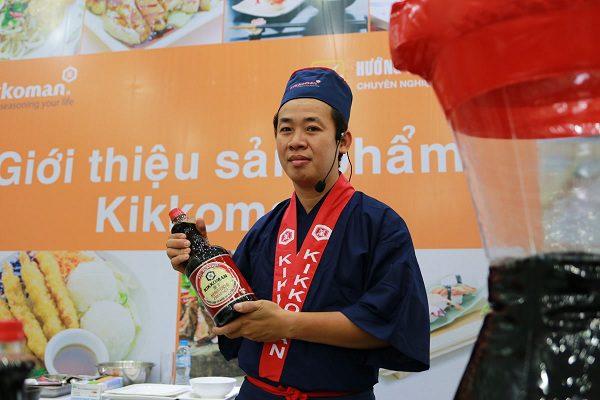 chuyên gia ẩm thực nhật bản - Bếp trưởng Bếp Nhật