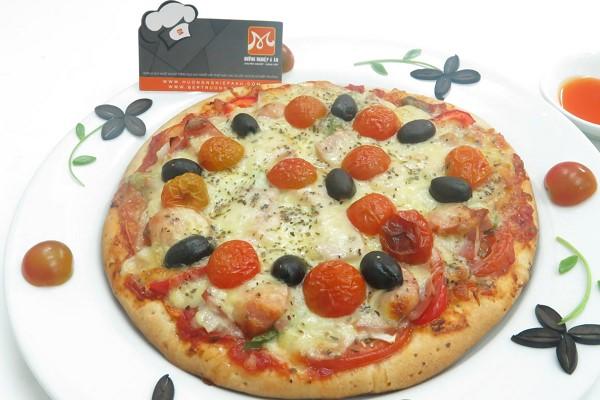 Bánh pizza hầm cực ngon