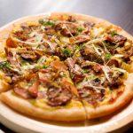 Bánh pizza rau củ quả
