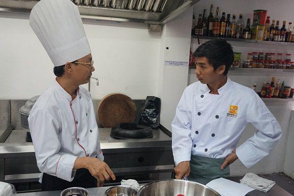 học nấu cơm tấm cùng thầy đinh văn toan
