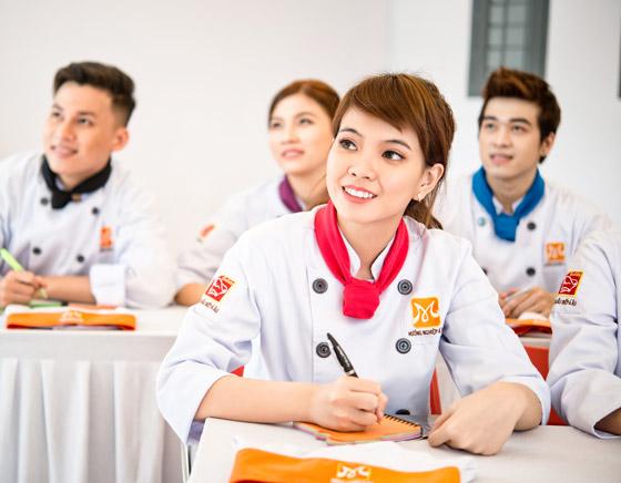 khóa học quản lý bếp bánh