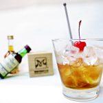 sweet manhattan cocktail