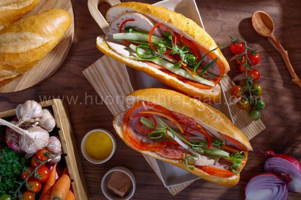 Chuyên đề bánh mì