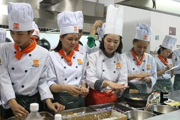 Học nấu chè ở tphcm