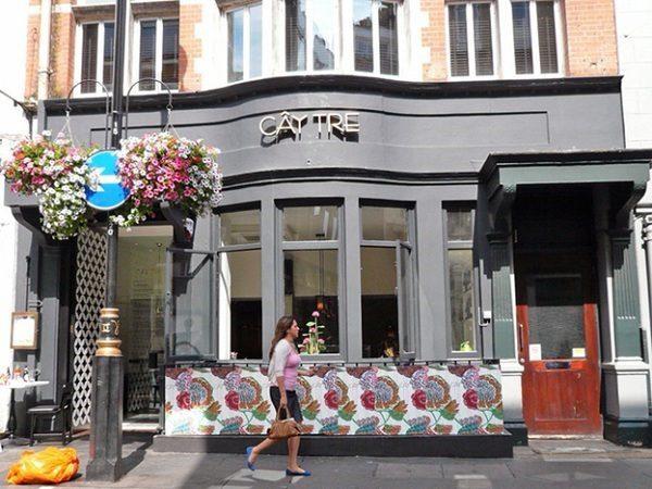 nhà hàng Việt tại London - Cây Tre