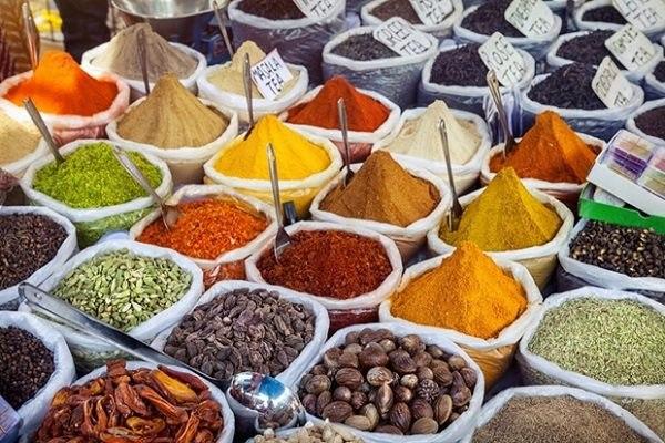 Ấn Độ là thiên đường của các loại gia vị