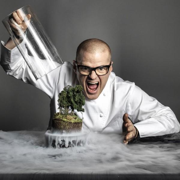 Đầu bếp heston blumenthal