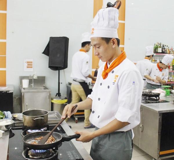 giá trị chứng chỉ nghề bếp