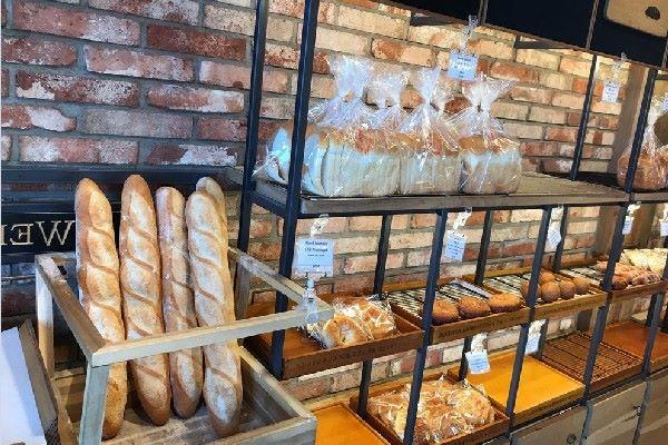 Mở lò bánh mì