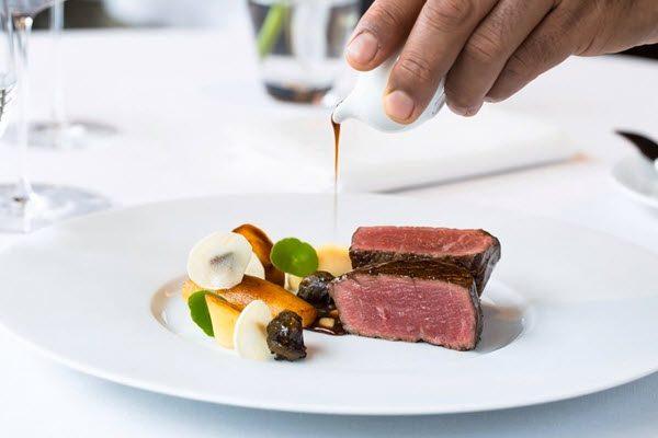 Món ăn thực hiện bởi Chef Gordon Ramsay