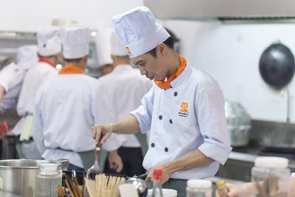 Nấu ăn là kỹ năng cần thiết cho cuộc sống