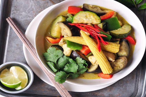 Cà ri xanh Thái Lan