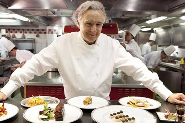 Bí quyết nấu ăn ngon của đầu bếp nổi tiếng