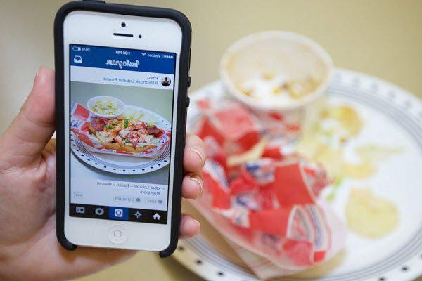 Sử dụng công nghệ trong ẩm thực