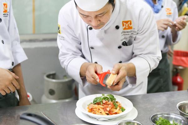 Thu nhập nghề đầu bếp