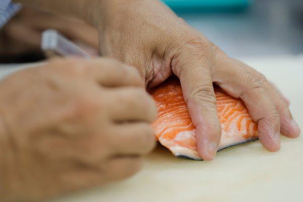 Bí quyết làm sushi ngon