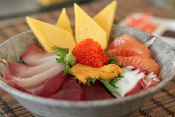 Thế giới sushi và những quy tắc dùng sushi