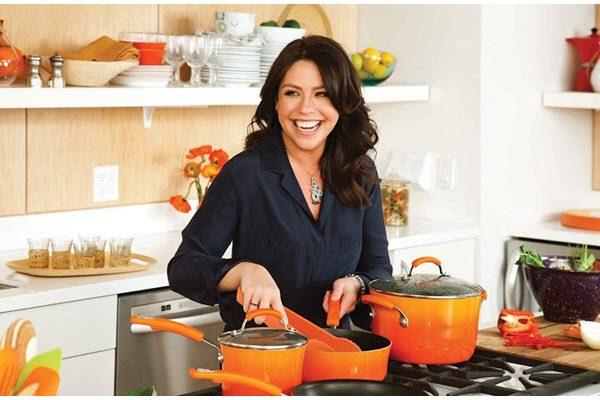 Nữ đầu bếp Rachael Ray